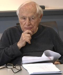 Photo of Walter Bernstein
