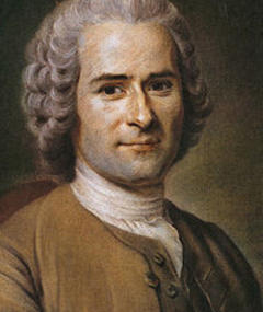 Photo of Jean-Jacques Rousseau