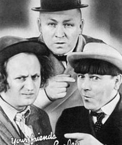Photo of The Three Stooges