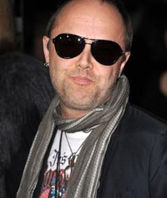 Photo of Lars Ulrich