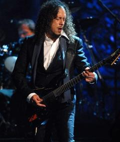 Photo of Kirk Hammett