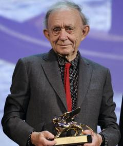 Photo of Frederick Wiseman