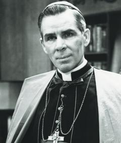 Photo of Bishop Fulton J. Sheen