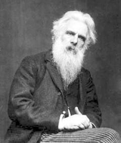 Photo of Eadweard Muybridge