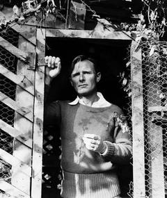 Photo of Christopher Isherwood