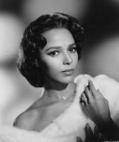Photo of Dorothy Dandridge