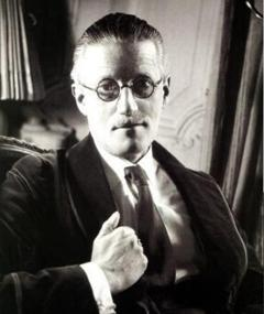 Photo de James Joyce