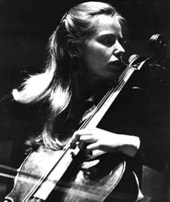 Photo of Jacqueline Dupré