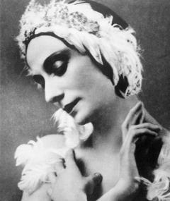 Photo of Anna Pavlova