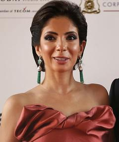 Photo of Mona Zaki