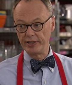 Photo of Christopher Kimball