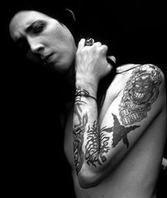 Foto av Marilyn Manson