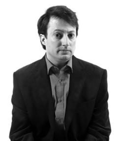 Photo of David Mitchell