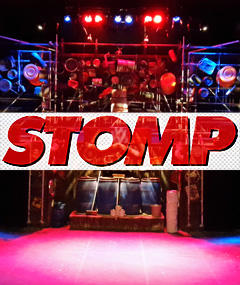 Photo of Stomp Stage Performers