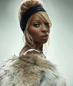 Photo of Mary J. Blige
