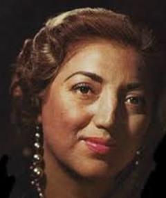 Photo of Amalia Mendoza