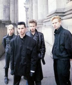 Photo of Depeche Mode