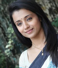 Photo of Trisha Krishnan