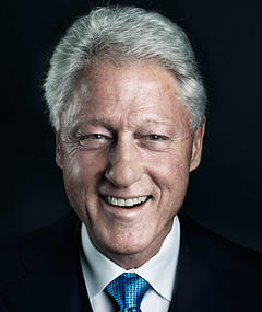 Foto Bill Clinton