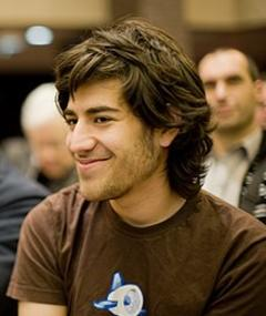 Photo of Aaron Swartz