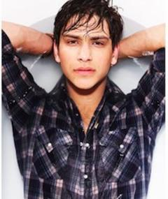 Photo of Luke Pasqualino