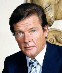 Photo of Roger Moore