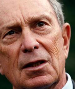 Photo of Michael Bloomberg