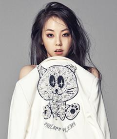 Photo of Ahn So-hee