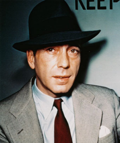 Photo of Humphrey Bogart