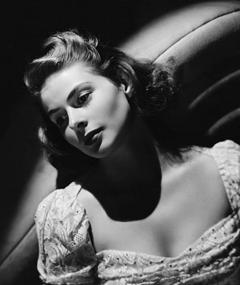 Foto av Ingrid Bergman