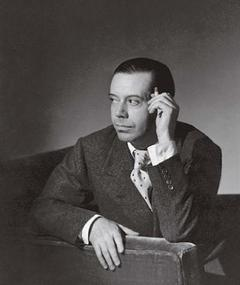 Photo of Cole Porter