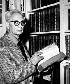 Photo of Claude Levi-Strauss