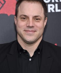Photo of Geoff Johns