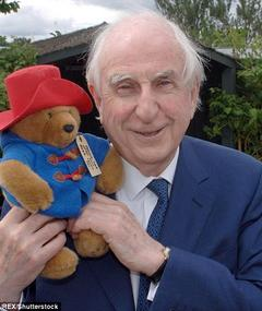 Photo of Michael Bond