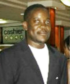 Photo of Bob Nyanja