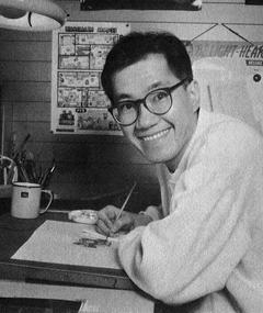Photo of Akira Toriyama