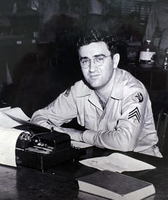 Photo of Jerry Siegel