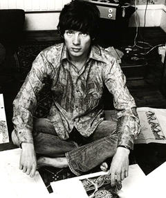 Photo of Klaus Voormann