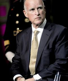Photo of Jerry Brown