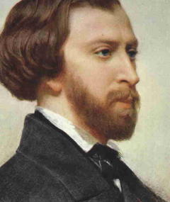 Photo of Alfred de Musset