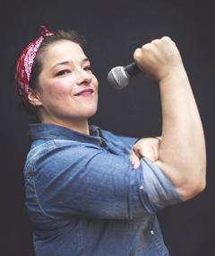 Photo of Cathy Grosjean