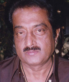 Photo of M.G. Soman