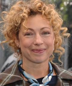 Foto de Alex Kingston