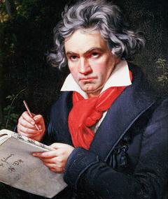 Ludwig van Beethoven adlı kişinin fotoğrafı