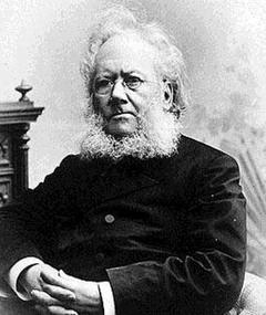 Photo of Henrik Ibsen