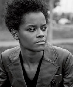 Photo of Letitia Wright