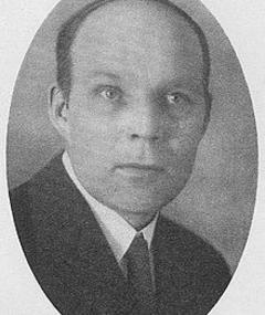 Photo of Eero Leväluoma