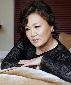 Photo of Kim Hae-sook