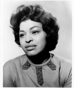 Photo of Gloria Foster