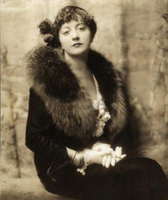 Photo of Helen Morgan